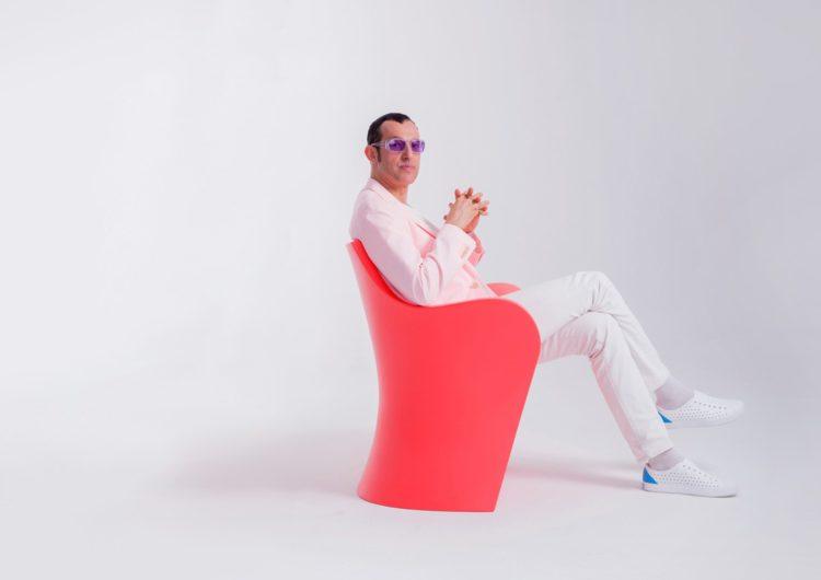 Карим Рашид – я культурная форма, дизайнер, художник и нонконформист