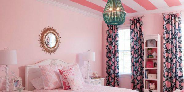 Think Pink: эволюция розового цвета в дизайне современных интерьеров