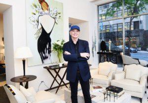Christopher Guy. Дизайн, объединивший утонченность и изысканность, классицизм и модерн