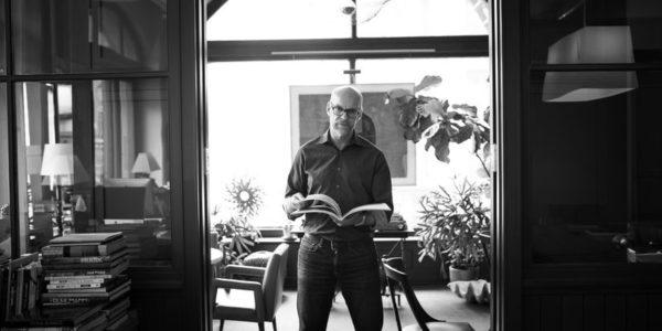 Алан Танксли об экодизайне и архитектурных направлениях