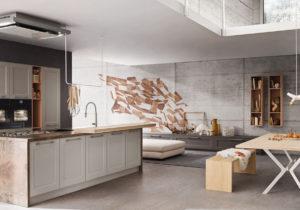 Советы по выбору цвета стен на кухне, самые популярные цвета, сочетание с гарнитуром