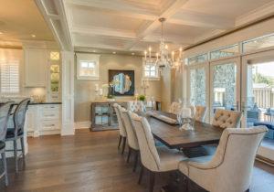 Пол на кухне — какой лучше сделать? Обзор напольных покрытий